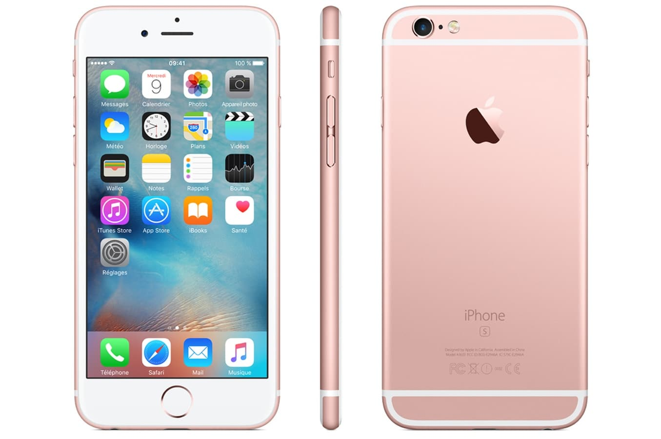 iphone 6s reconditonn bob recycle achat vente r paration smartphone. Black Bedroom Furniture Sets. Home Design Ideas